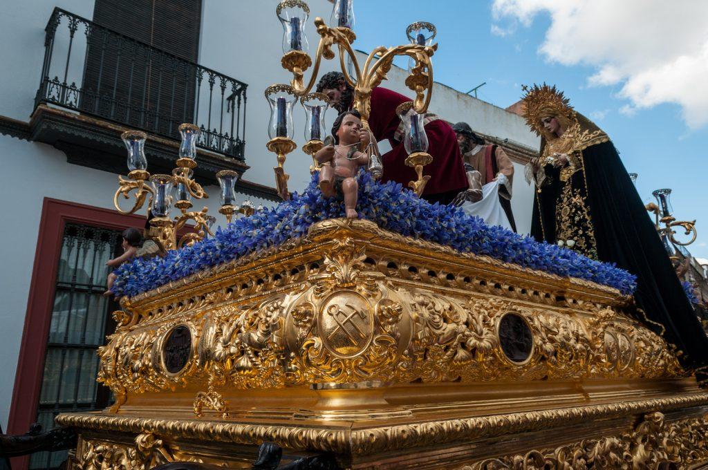 semana santa celebration Spain