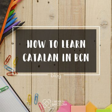 How to learn Catalan in Barcelona