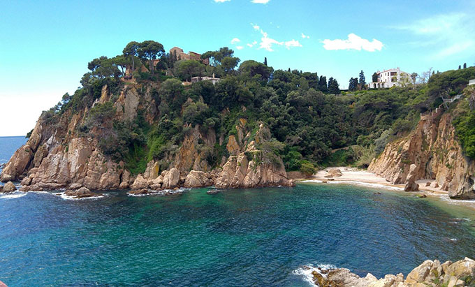Costa brava in Girona - Work in BCN