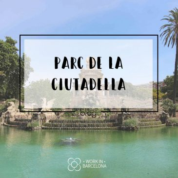 The Perfect Lazy Afternoon – Parc de la Ciutadella