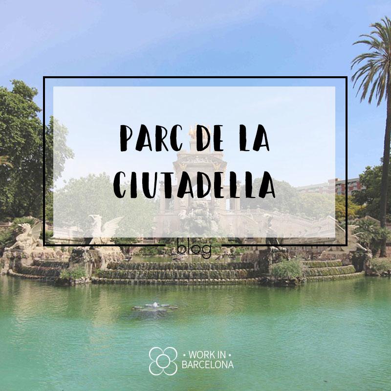 The Perfect Lazy Afternoon – Parc de la Ciutadella