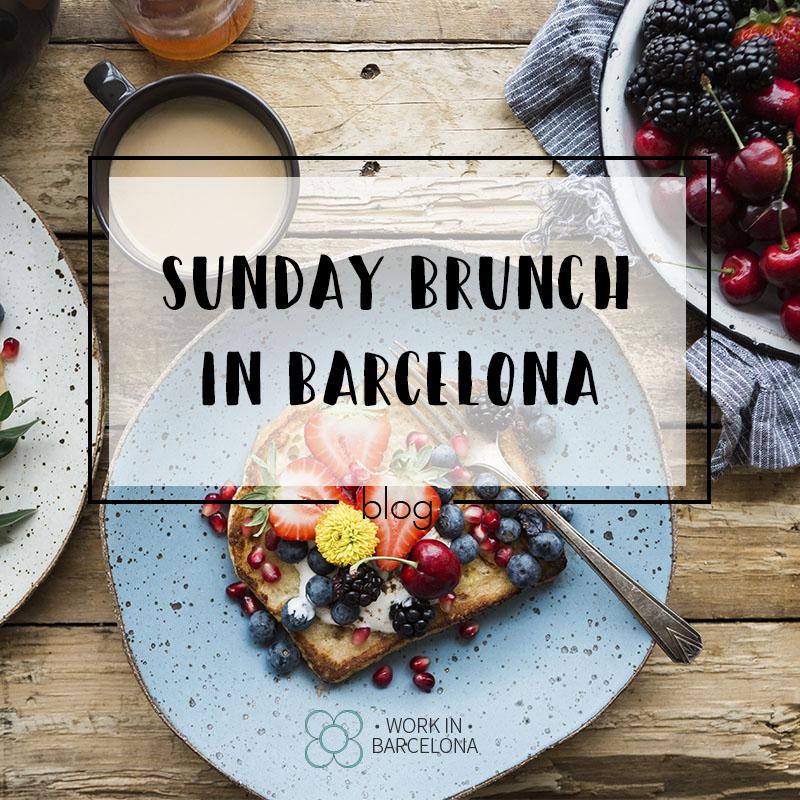 Sunday Brunch in Barcelona
