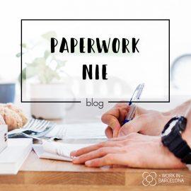 Paperwork – Número de Identificación de Extranjero