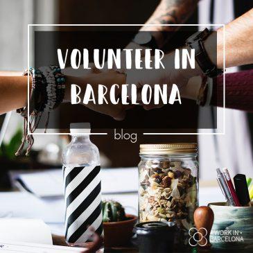 Where to volunteer in Barcelona