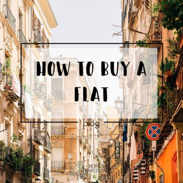 Buying a flat in Barcelona