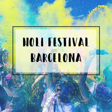 Barcelona Holi Festival 2017