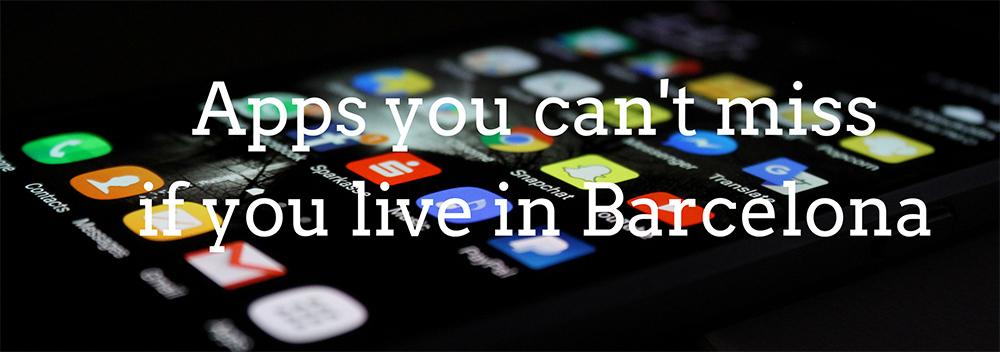Apps in Barcelona