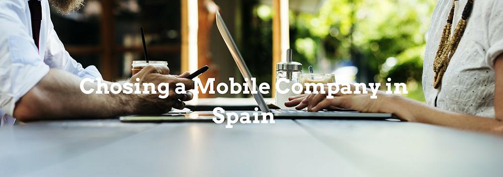 Mobile Company in Spain