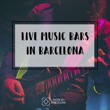Best live music bars in Barcelona