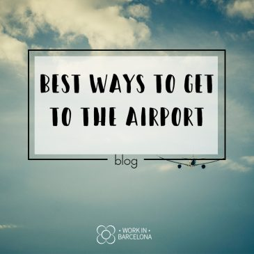 Best ways to get to Barcelona airport