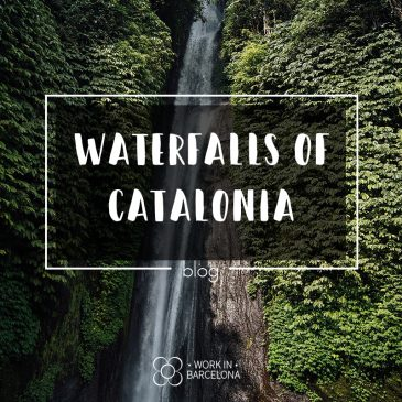 Waterfalls in Catalonia