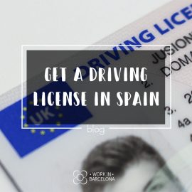 How to get your driving license in Spain