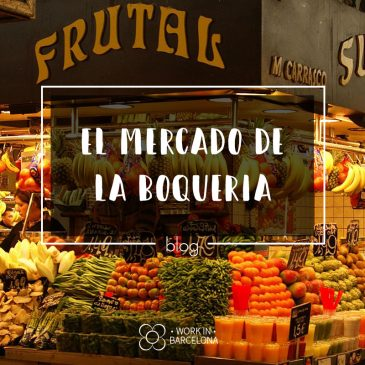El mercado de la Boquería: origin and traditions