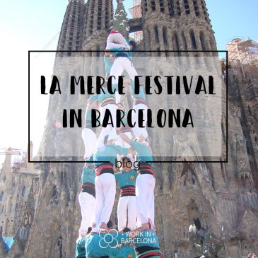 La Mercè festival in Barcelona