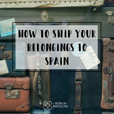 How to ship your belongings to Spain